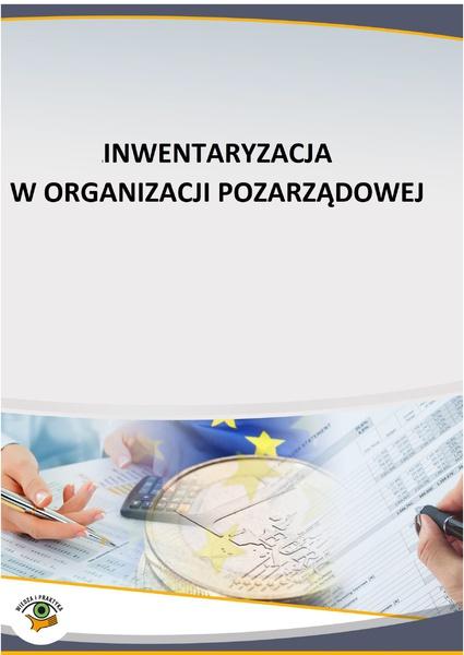Inwentaryzacja w organizacji pozarządowej