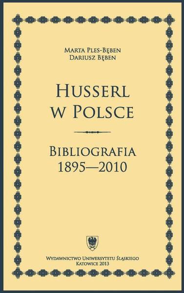 Husserl w Polsce