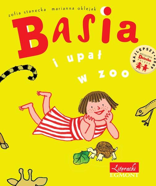 Basia i upał w zoo