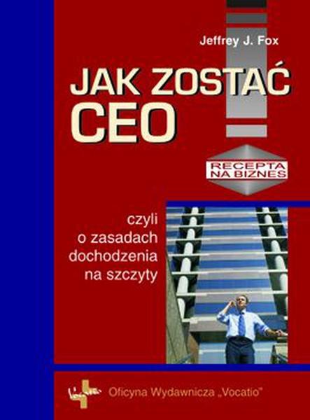 Jak zostać CEO