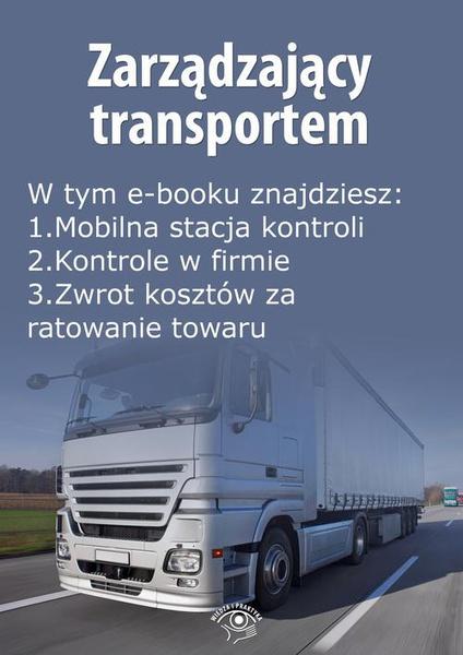 Zarządzający transportem, wydanie luty 2015 r.