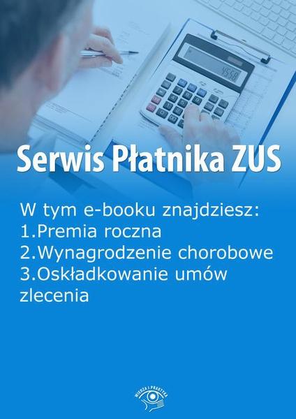 Serwis Płatnika ZUS, wydanie kwiecień 2016 r.
