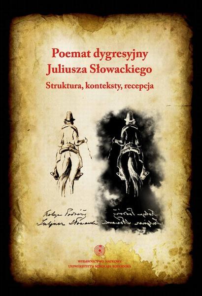Poemat dygresyjny Juliusza Słowackiego