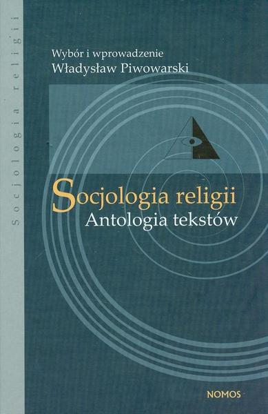 Socjologia religii Antologia tekstów