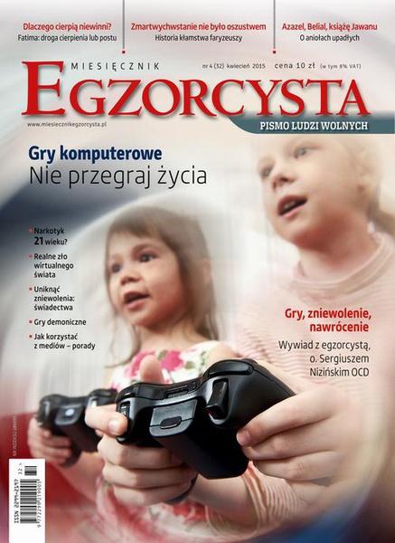 Miesięcznik Egzorcysta. Kwiecień 2015