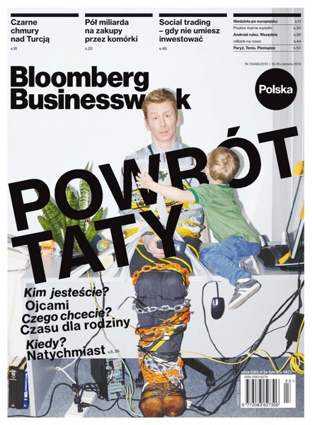 """""""Bloomberg Businessweek"""" wydanie nr 23/13"""