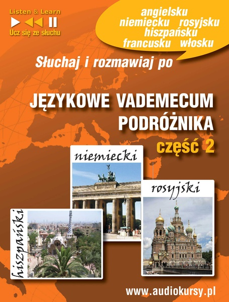 Językowe Vademecum Podróżnika cz 2