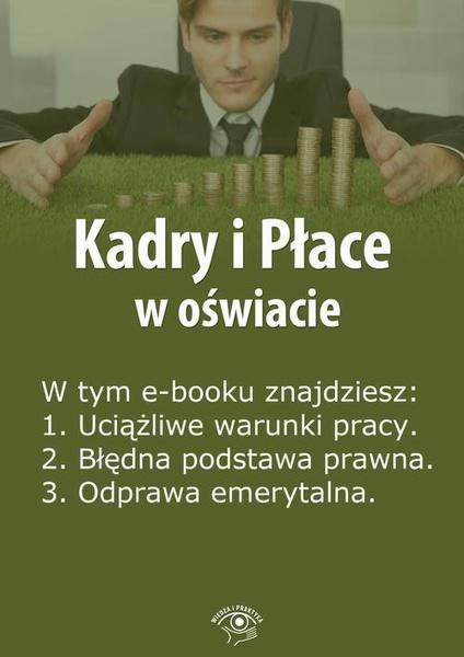 Kadry i Płace w oświacie, wydanie czerwiec 2014 r.