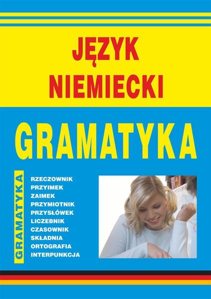 Język niemiecki. Gramatyka
