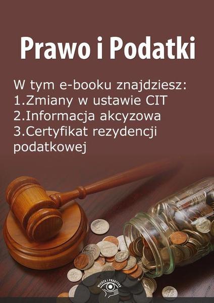 Prawo i Podatki, wydanie styczeń 2015 r.