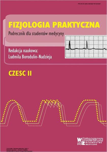 Fizjologia praktyczna. Część II