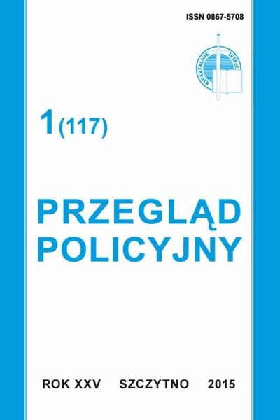 Przegląd Policyjny, nr 1(117) 2015
