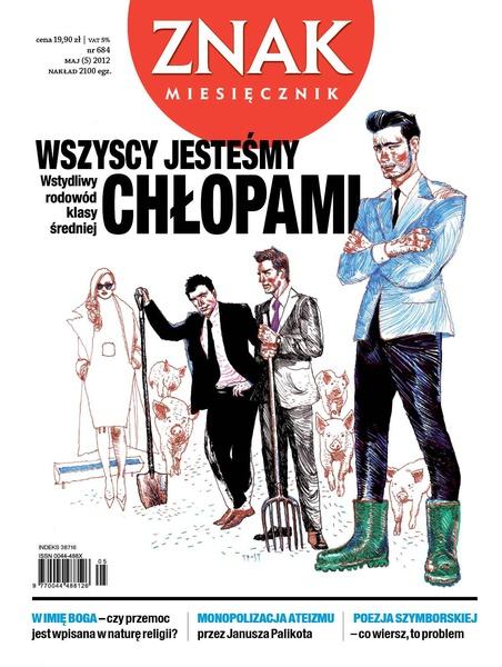 Miesięcznik Znak. Maj 2012