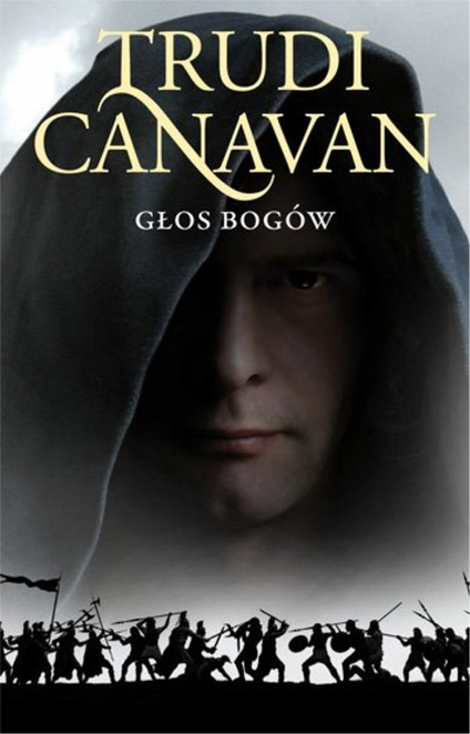 Głos bogów. Księga III Ery Pięciorga - Trudi Canavan