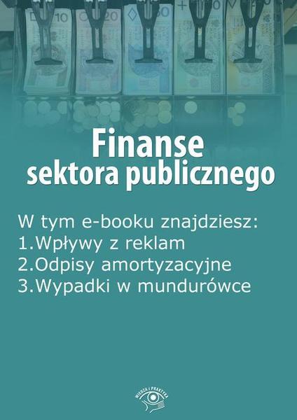 Finanse sektora publicznego, wydanie październik 2014 r.