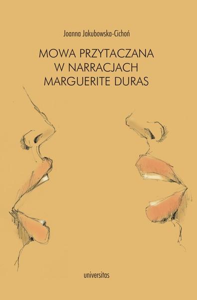 Mowa przytaczana w narracjach Margueritte Duras