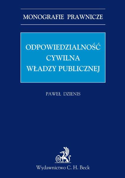 Odpowiedzialność cywilna władzy publicznej