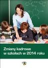 ebook Zmiany kadrowe w szkołach w 2014 roku - Agnieszka Rumik,Dariusz Dwojewski