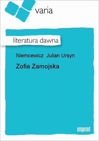 Zofia Zamojska