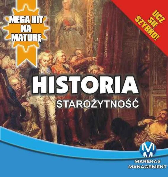 Historia 1. Starożytność