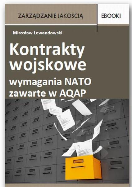 Kontrakty wojskowe wymagania NATO zawarte w AQAP