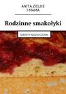 ebook Rodzinne smakołyki - Zielke Anita,Anita Zielke