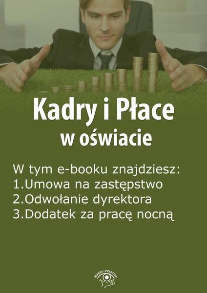 Kadry i Płace w oświacie, wydanie czerwiec 2016 r.