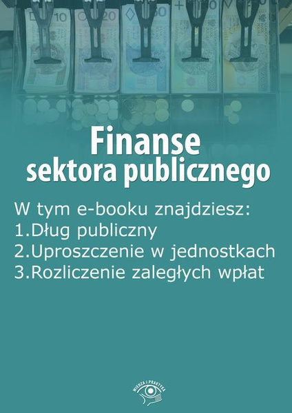 Finanse sektora publicznego, wydanie maj 2015 r.