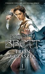 ebook Tron z czaszek. Księga 1 - Peter V. Brett