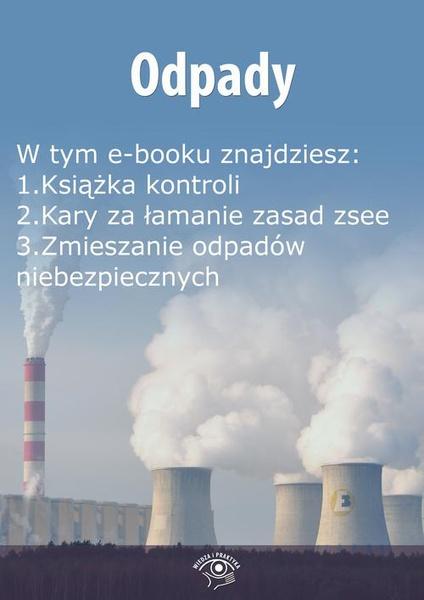 Odpady, wydanie luty 2016 r.