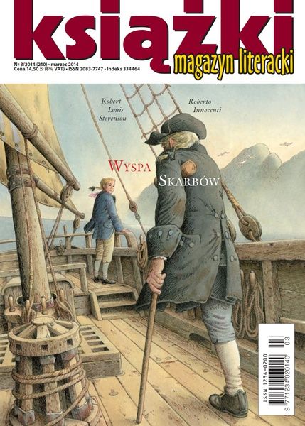 Magazyn Literacki Książki 2014/3 (210)