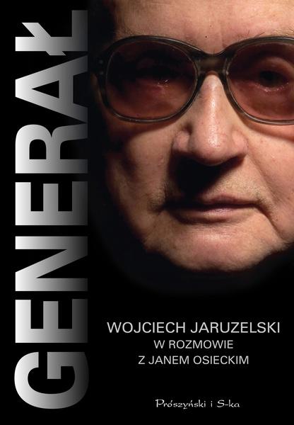 Generał.Wojciech Jaruzelski w rozmowie z Janem Osieckim