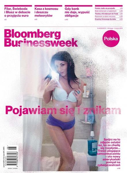 """""""Bloomberg Businessweek"""" wydanie nr 8/13"""