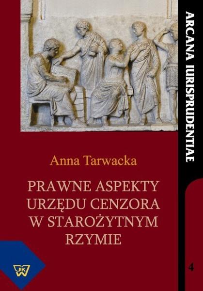 Prawne aspekty urzędu cenzora w starożytnym Rzymie