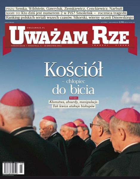 """""""Uważam Rze. Inaczej pisane"""" nr 9/2013"""
