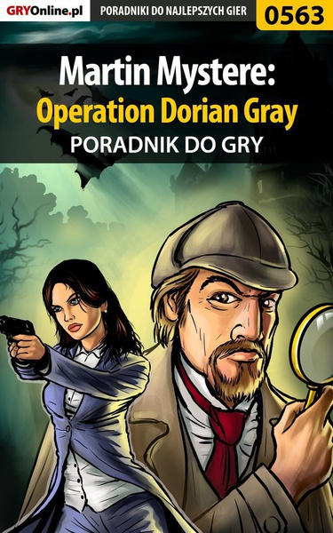 Martin Mystere: Operation Dorian Gray - poradnik do gry