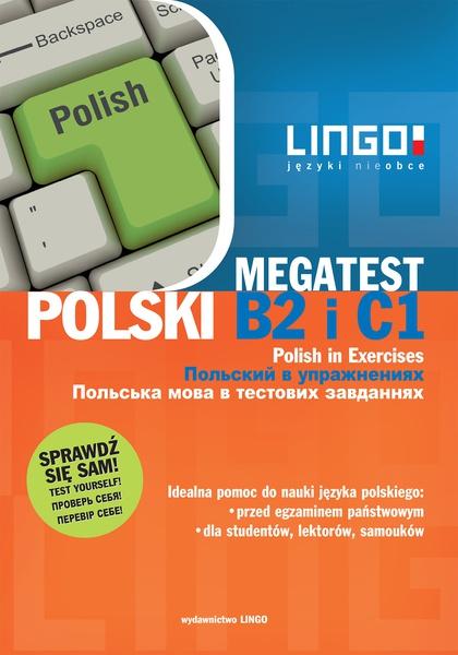 Polski B2 i C1. Megatest. Ebook