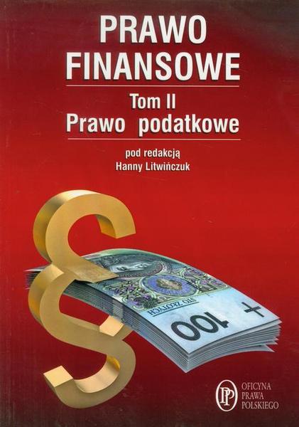 Prawo Finansowe. Tom II