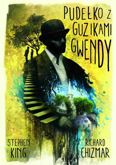 Pudełko z guzikami Gwendy - Stephen King,Richard Chizmar