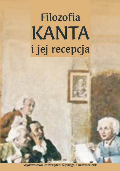 Filozofia Kanta i jej recepcja