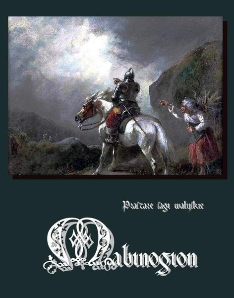 Mabinogion - prastare sagi walijskie