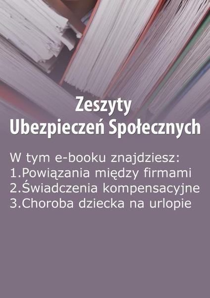 Zeszyty Ubezpieczeń Społecznych, wydanie czerwiec 2014 r.