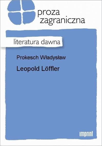 Leopold Löffler