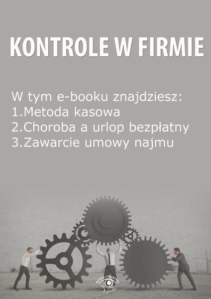 Kontrole w Firmie, wydanie czerwiec 2014 r.