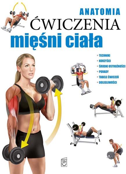 Anatomia. Ćwiczenia mięśni ciała
