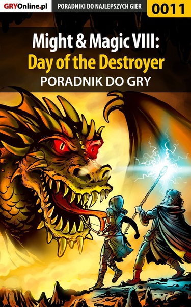 Might  Magic VIII: Day of the Destroyer - poradnik do gry