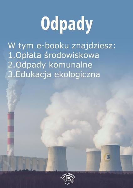 Odpady, wydanie kwiecień 2014 r.
