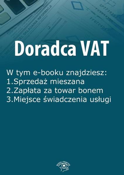 Doradca VAT, wydanie marzec 2016 r.