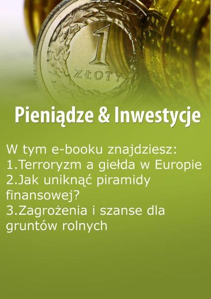 Pieniądze & Inwestycje, wydanie kwiecień 2016 r.