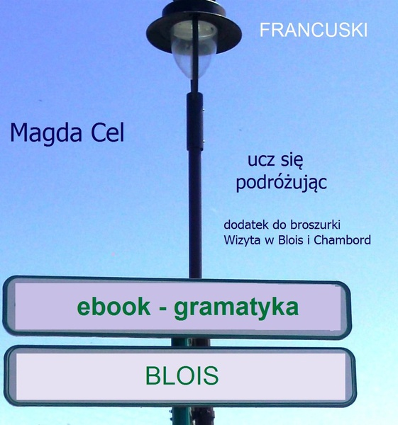 Francuski, ucz się podróżując – Blois. Gramatyka.